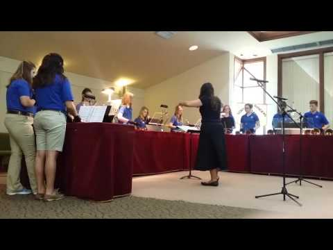 St John in Ocala Middle School Handbells | February 26th 2016