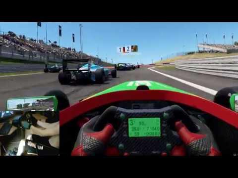 Project Cars 2 - Formula C/Red Bull Ring (fun race #4)