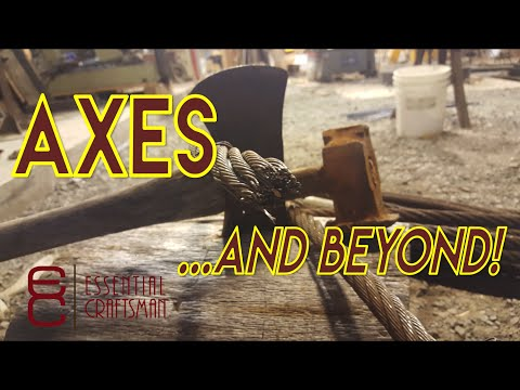 Axes and Beyond