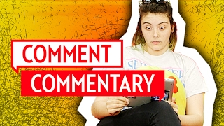 Painful Laughter on Comment Commentary!