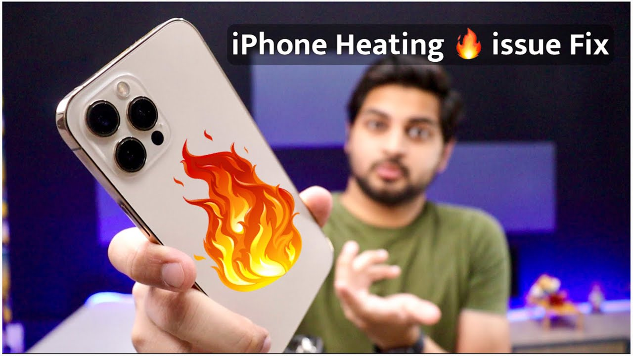 iPhone Heating Problem Solution in Hindi | iPhone Heating up Fix | Mohit Balani