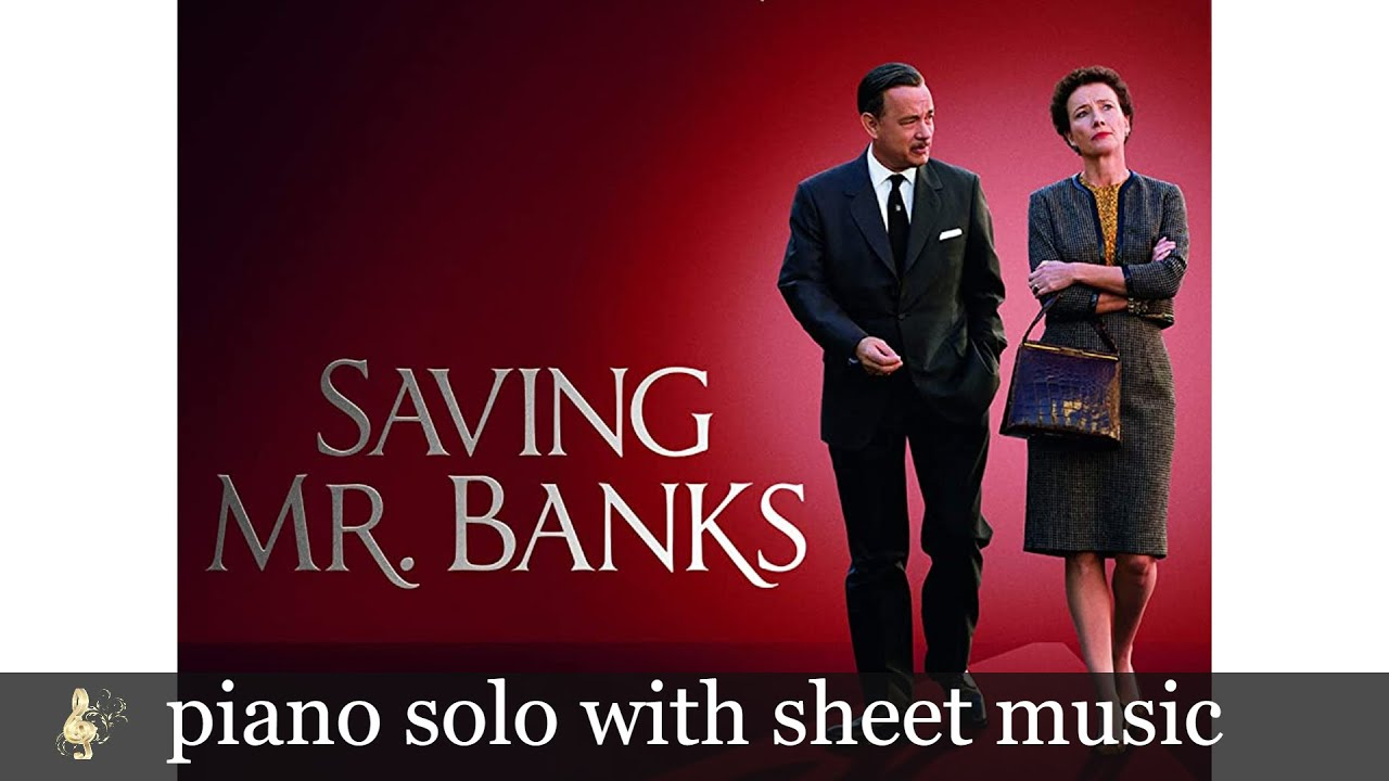 Saving Mr. Banks   Chim Chim Cher Ee (East Wind)   Robert U0026 Richard Sherman    YouTube