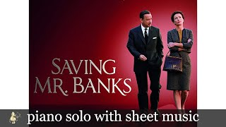 Saving Mr. Banks - Chim Chim Cher-ee (East Wind) - Robert & Richard Sherman