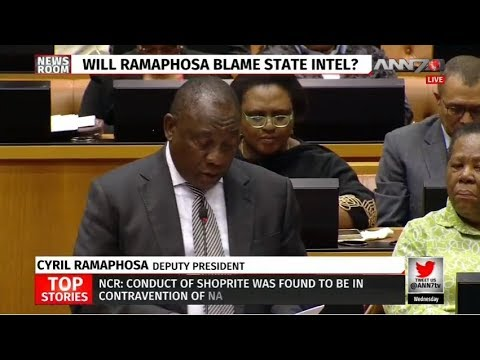 Ramaphosa on government's efforts to save, create new jobs
