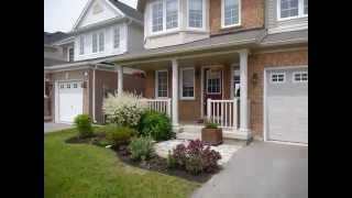 Sold - 22 John W Taylor Ave, Alliston. $359,900. 3+1 Beds. 4 Baths. New Tecumseth Home For Sale.