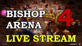Bishop Arena - Part 4 | Marvel Contest of Champions Live Stream