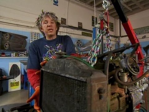 How To Run An Engine Outside Of The Car - Wheeler Dealers - YouTube