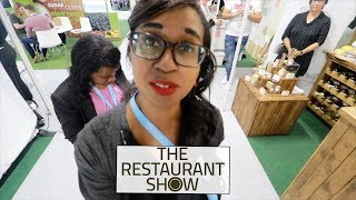 The Restaurant Show - Olympia London - New Invention launch - WATCH