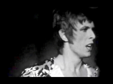 David Bowie - Suffragette City – Live at the Imperial College of London – 1972 - Speed Corrected