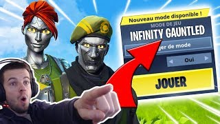 🔴 EN DEFONCE THANOS - INFINI GANT - NUEVOS SKINS 🥇WINS 395 - FORTNITE BATTLE ROYALE [LIVE]