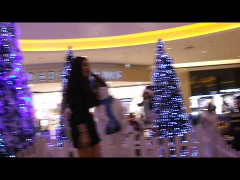 Ivi Adamou - La La Love (Christmas Light Up Event - The Mall Of Cyprus)