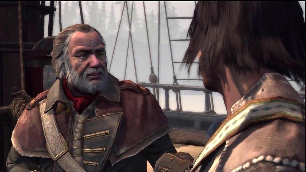 "Assassin's Creed III - Aquila Rebuilt, ""The Hard Way"" Mission Robert  Faulkner HD Gameplay PS3 - YouTube"