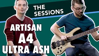 The Sessions: Cort Artisan A4 Ultra Ash
