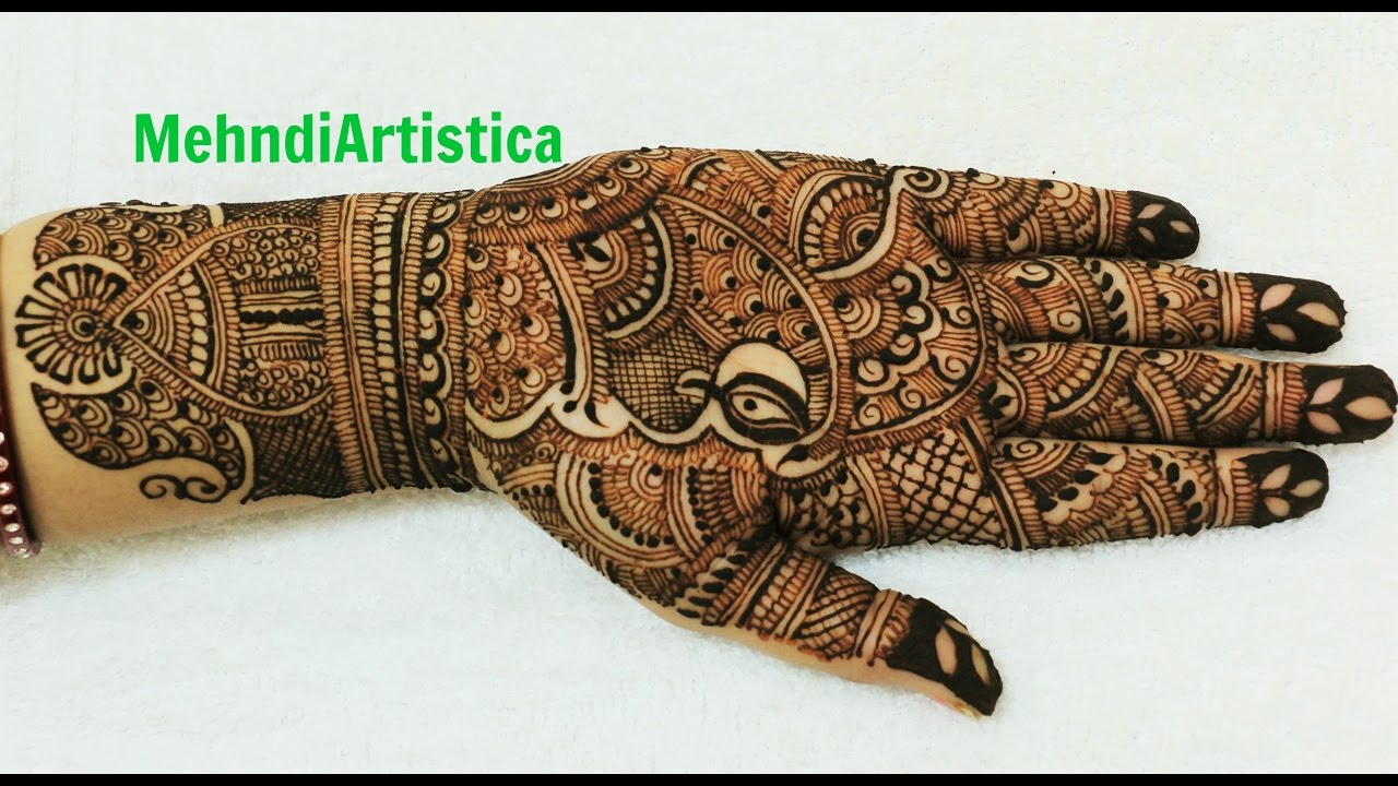 Indian mehndi designs for hands indian hand mehndi designs mehndi - Full Hand Mehndi Designs For Karwa Chauth Beautiful Indian Traditional Mehendi By Mehndiartistica