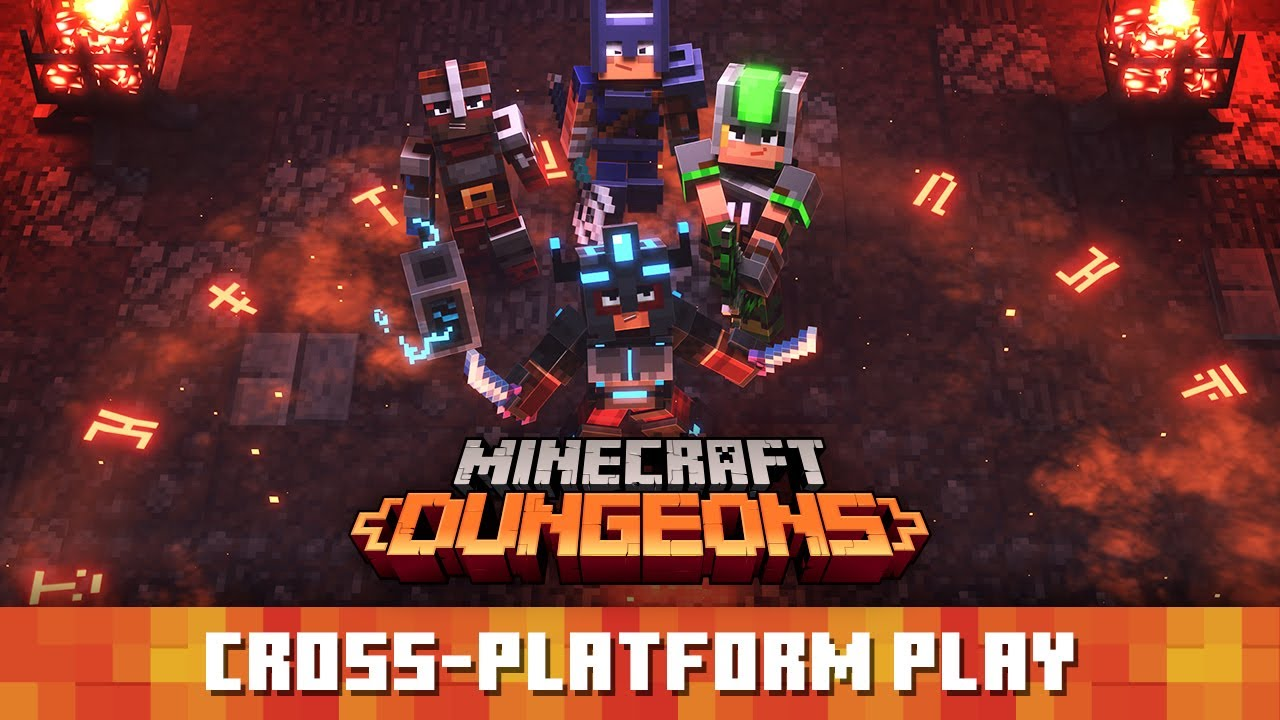 Minecraft Dungeons guide: How to enable cross-play for cross