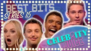 Series 15...The Best Bits! Danny Dyer, Joey Essex and More!  | Celebrity Juice