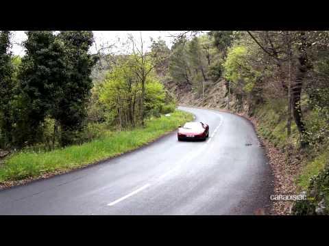 Essai McLaren MP4-12C Spider