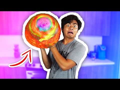 Thumbnail: DIY How To Make GIANT BOUNCY BALL!