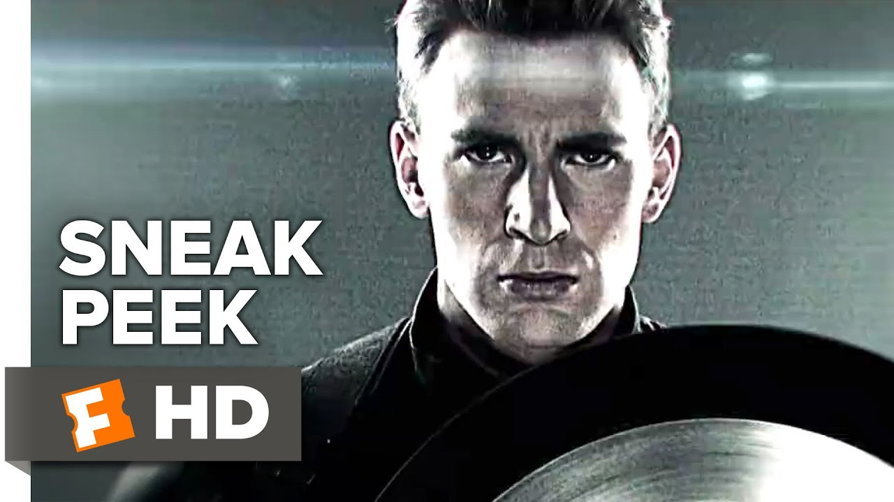 Captain America: Civil War Official Sneak Peek - Team Cap (2016) - Chris Evans Movie HD
