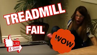 Best Treadmill Fails Compilation
