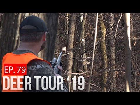 SHOT FIRED! Ohio Public Land Muzzleloader Hunting