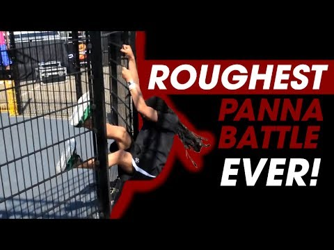 ROUGHEST PANNA BATTLE EVER - BEST OF EASY MAN 2012 Vol.6