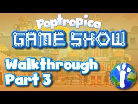 Poptropica Game Show Island Walkthrough Part 3