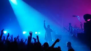 Gorillaz - Saturnz Barz (feat. Popcaan) Live Zenith Paris 20171124 222420