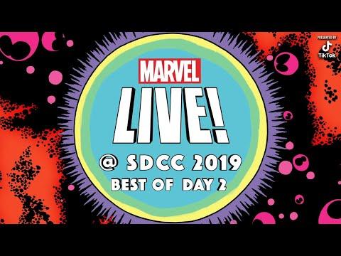 Best of Marvel @ SDCC 2019 Day 2