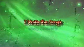 I Write the Songs by Barry Manilow