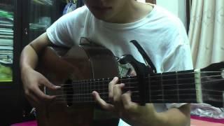 Mưa - Thùy Chi ft. M4U guitar solo