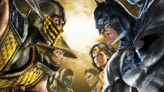 FUNNIEST FIGHTING GAME EVER!! - Multiplayer #16 (Mortal Kombat vs DC Universe Gameplay)