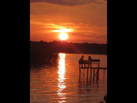 Красивые фотографии природы Закат солнца