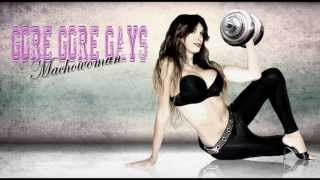 Gore Gore Gays-  Machowoman (audio y letra)