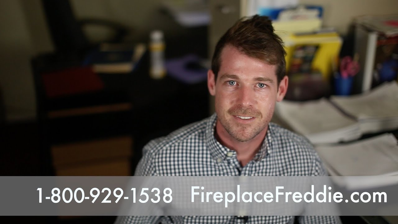 Fireplace Freddie Los Angeles quality chimney and fireplace repair  YouTube