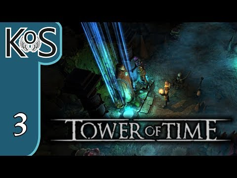 Tower Of Time Ep 3: HEART WRENCHING GRAVE - Tactical RPG, Lore - Let's Play, Gameplay