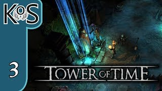 Tower Of Time Ep 3: HEART WRENCHING GRAVE - Tactical RPG, Lore - Let