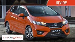 2015 Honda Jazz | Review of Features | CarDekho.com