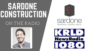 KRLD 1080 Radio Interview | Sardone Construction