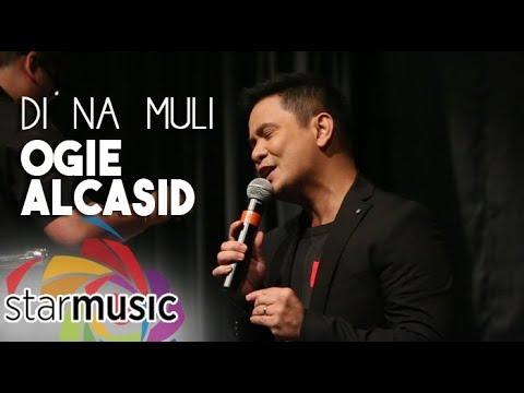 Ogie Alcasid - Di Na Muli (Album Presscon)