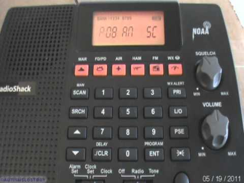 FUN With MOTOROLA HT 1000 Radios =D