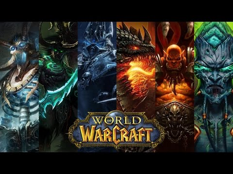 Most Epic World Of Warcraft Music Mix Of All Time !!!
