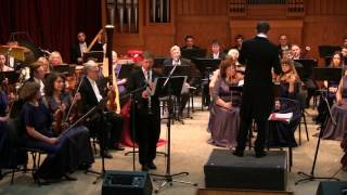 Гудвин. Фантазия на тему 40 симфонии Моцарта. Д.Купченко и оркестр