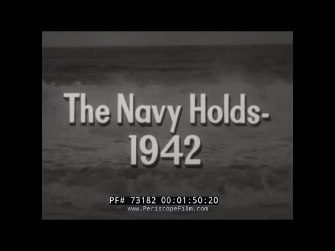"CRUSADE IN THE PACIFIC TV SHOW EPISODE 6 ""The Navy Holds"" 73182"