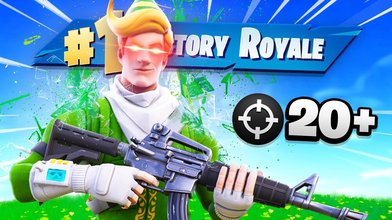 This is Why I Love Siphon in Fortnite... (20+ Elims) thumbnail