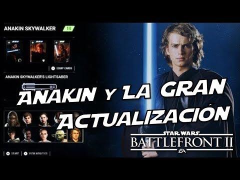 Star Wars Battlefront 2 Fecha de la Gran Actualización, Anakin, Próximos Eventos y Mucho Mas thumbnail