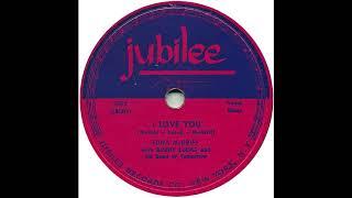 I Love You  -  Edna McGriff