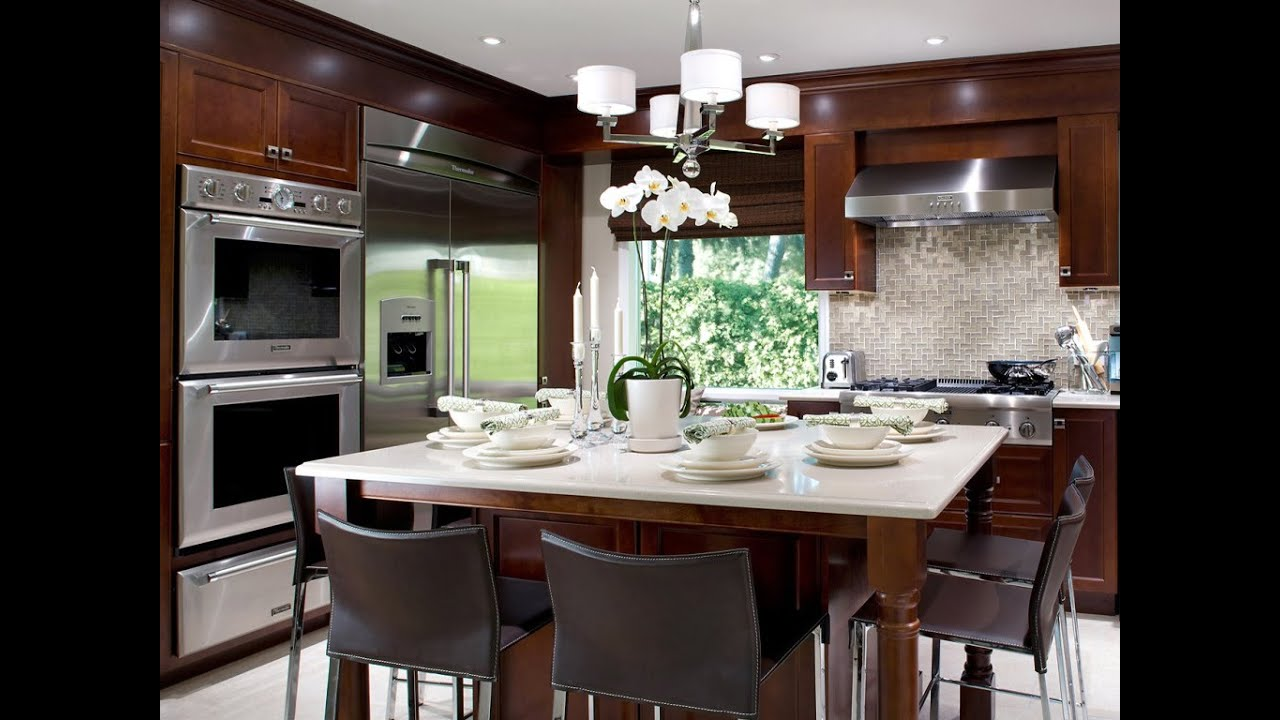 Pictures Of Beautiful Kitchens beautiful kitchens - youtube