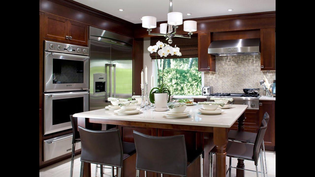 Beautiful Kitchens - YouTube