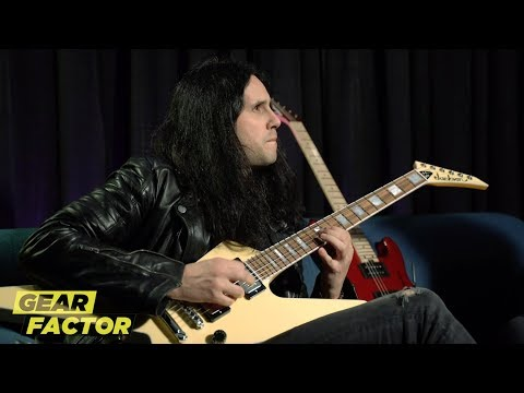 Gus G (Ozzy / Firewind) Plays His Favorite Riffs